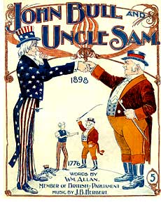 John Bull and Uncle Sam